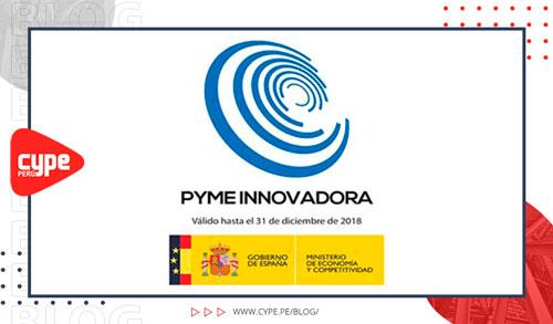 premio Pyme Innovadora para cype