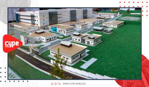 Hospital Regional de Huancavelica 3d