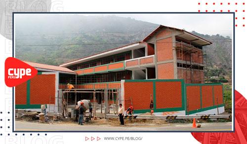 modernas infraestructuras educativas en cusco