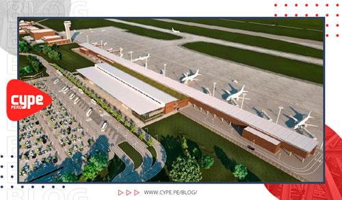 aeropuerto de chinchero 3d