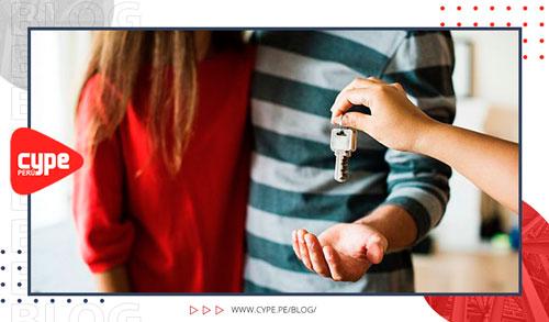 alquiler de una propiedad