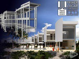 Conjunto Habitacional en San Bruno, Yucatán, México