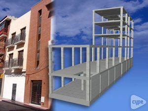 Edificio de Viviendas y Local Comercial en Andújar facilitado por Javier Rubio Mármol