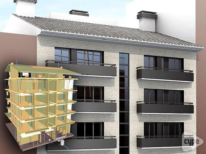 Proyecto de instalaciones de 8 viviendas