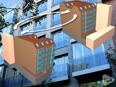 Reforma y Acondicionamiento de Edificio existente de Uso Administrativo