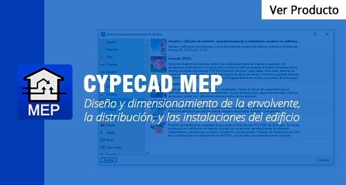 programa CYPECAD MEP cype peru