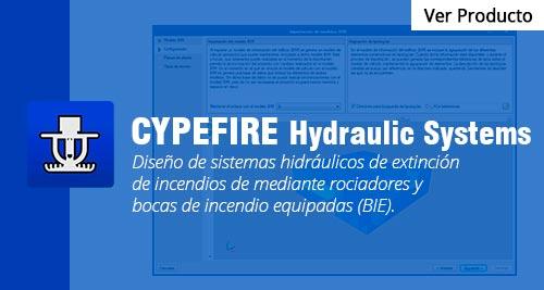 programa CYPEFIRE Hydraulic Systems cype peru