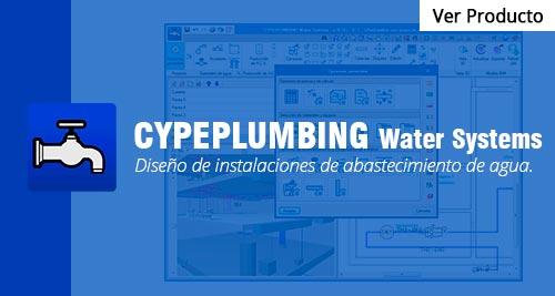programa CYPEPLUMBING Water Systems cype peru