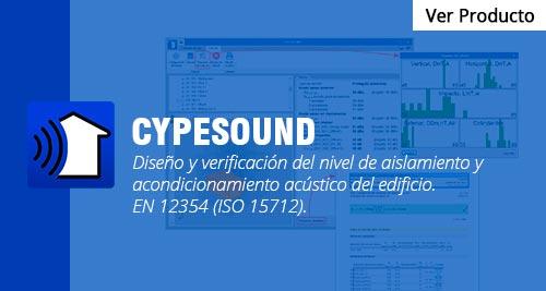 programa CYPESOUND cype peru