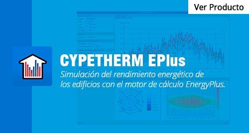 programa CYPETHERM-EPlus cype peru