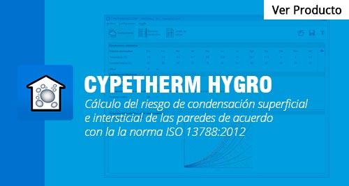 programa CYPETHERM HYGRO cype peru