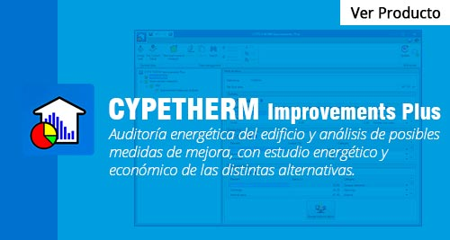 programa CYPETHERM Improvements Plus cype peru