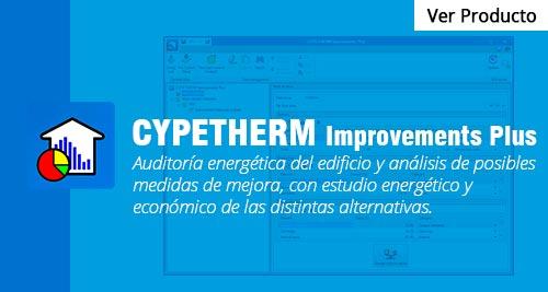 programa CYPETHERM Improvements Plus cype peru