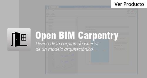 programa Open BIM Carpentry cype peru