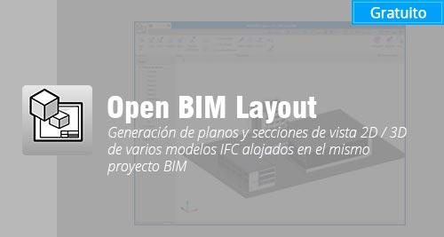 programa Open BIM Layout gratis