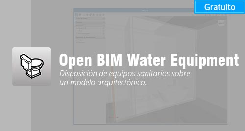 programa Open BIM Water Equipment gratis