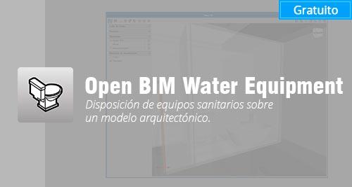 programa Open BIM Water Equipment gratis