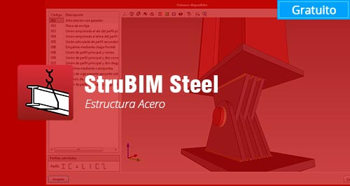 programa StruBIM-Steel gratis