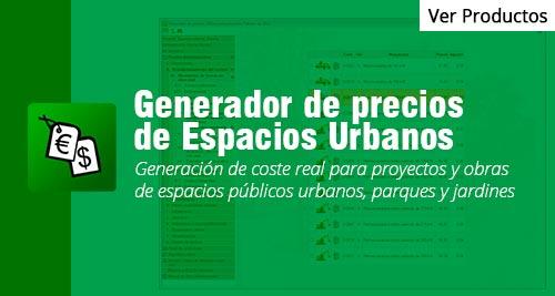 programa generador de precios de espacios urbanos cype peru
