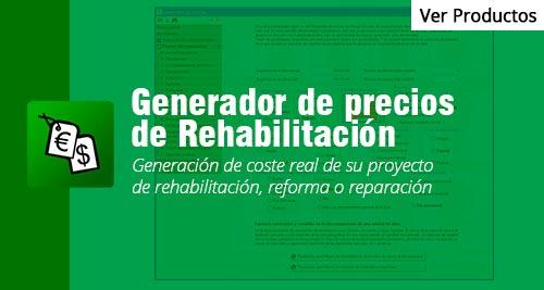programa generador de precios de rehabilitacion cype peru