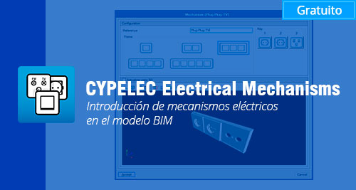 programa CYPELEC Electrical Mechanisms gratis