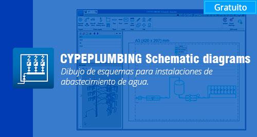 programa CYPEPLUMBING Schematic diagrams gratis