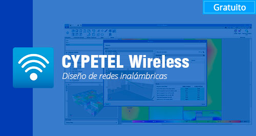 programa CYPETEL Wireless gratis
