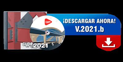 cype version 2021.b
