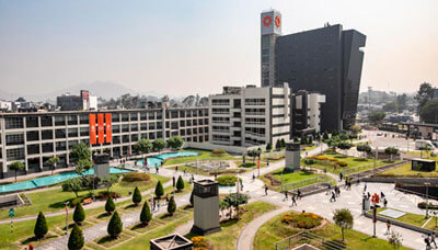 campus universidad de lima