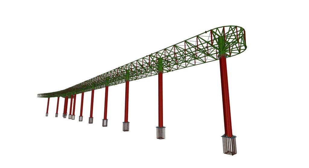 proyecto estructura metalica